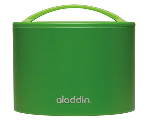 Aladdin Bento Lunch Box 0.6L Green - Thermo Hero