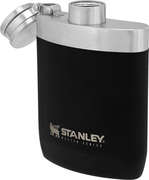 Stanley The Unbreakable Hip Flask 0.23L  Foundry Black - Thermo Hero