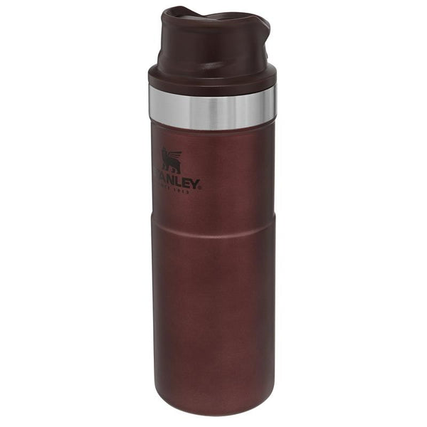 Stanley Classic Trigger-Action Travel Mug 0.47L Wine - Thermo Hero