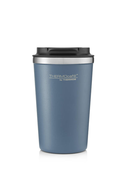 Thermos Thermocafe Flip Lid Tumbler Sea Blue 340ml