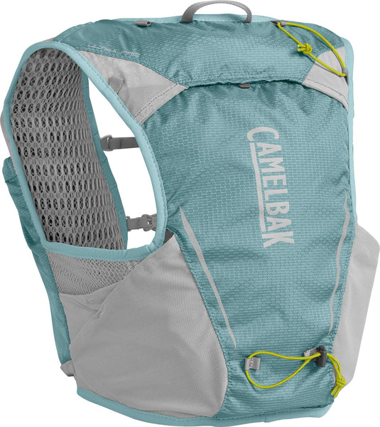 Camelbak Women's Ultra Pro Vest Large (2 x 500ml) Aqua Sea / Silver - Thermo Hero