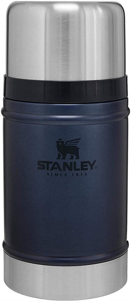Stanley Classic Vacuum Food Jar 0.70L Nightfall - Thermo Hero