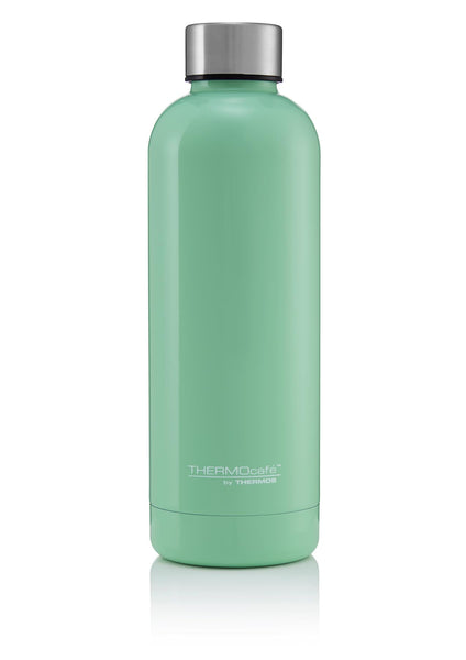 Thermos Coastal Vacuum Insulated Bottle W/Screw Lid Aqua Wave 500ml - Thermo Hero