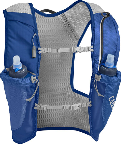 Camelbak Nano Vest Medium (2 x 500ml) Nautical Blue / Silver - Thermo Hero