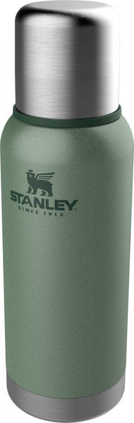 Stanley Adventure Vacuum Bottle .73L Hammertone Green - Thermo Hero