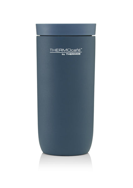 Thermos Thermocafe Push Button Tumbler Sea Blue 220ml