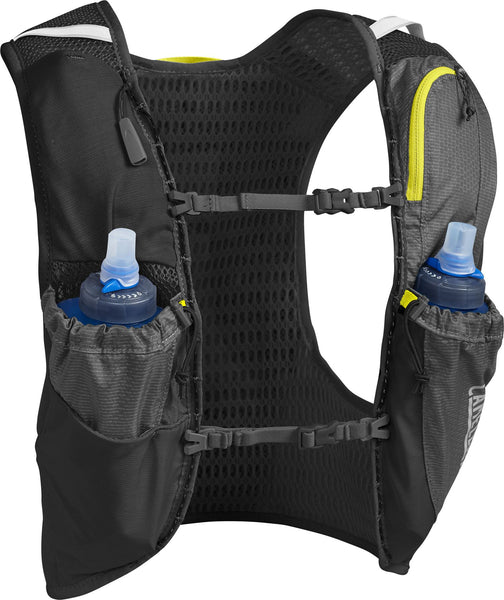 Camelbak Ultra Pro Vest Large (2 x 500ml) Graphite / Sulphur Spring - Thermo Hero