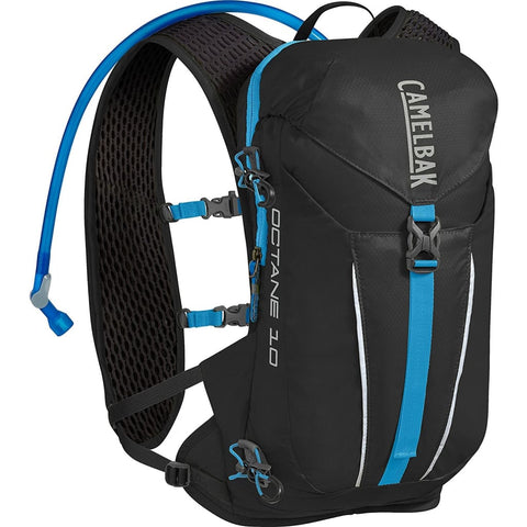 Camelbak OCTANE™ 10 (2L Reservoir) - Black/Atomic Blue - Thermo Hero