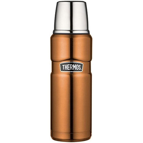 Thermos King Flask - 470ml, Copper - Thermo Hero