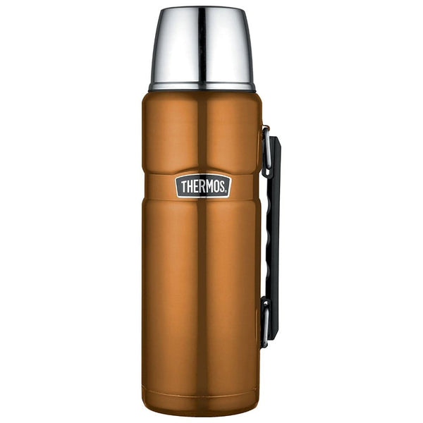 Thermos King Flask - 1.2L, Copper - Thermo Hero