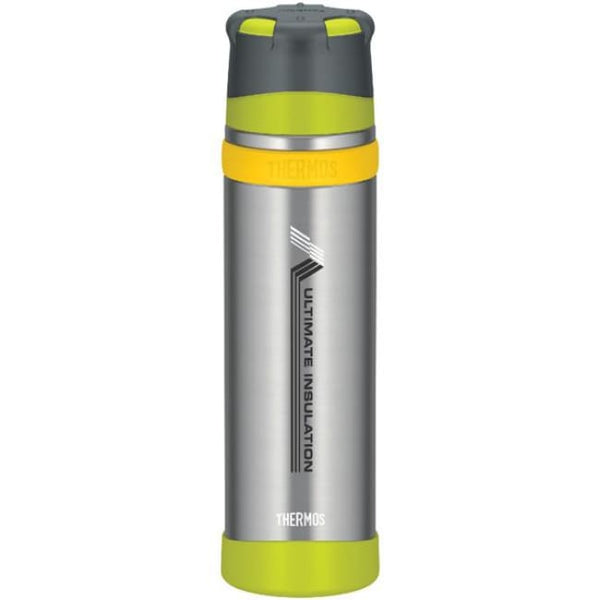 Thermos Stainless Steel Ultimate Flask MKII - 900ml, Gun Metal - Thermo Hero
