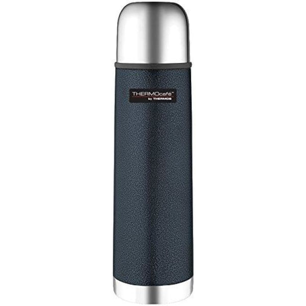 ThermoCafe Bullet Flask - 1.0L, Hammertone Blue - Thermo Hero