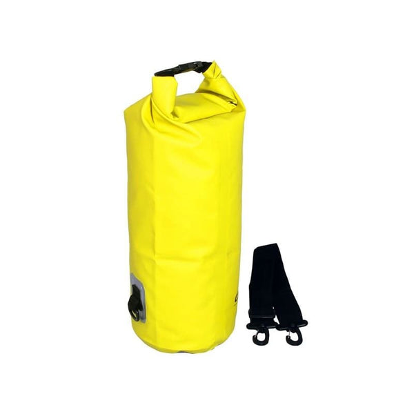 Overboard Waterproof Dry Tube Bag- 12 Litre, Yellow - Thermo Hero