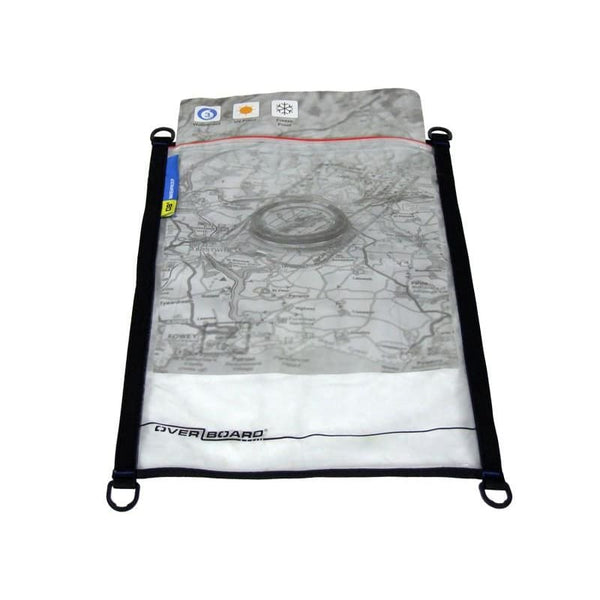 Overboard Waterproof Map / Document Pouch - A3 - Thermo Hero