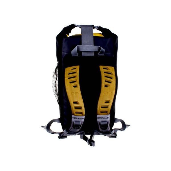 Overboard Classic Waterproof Backpack - 20 Litres, Yellow - Thermo Hero