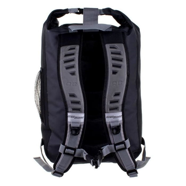 Overboard Classic Waterproof Backpack - 30 Litres, Black - Thermo Hero