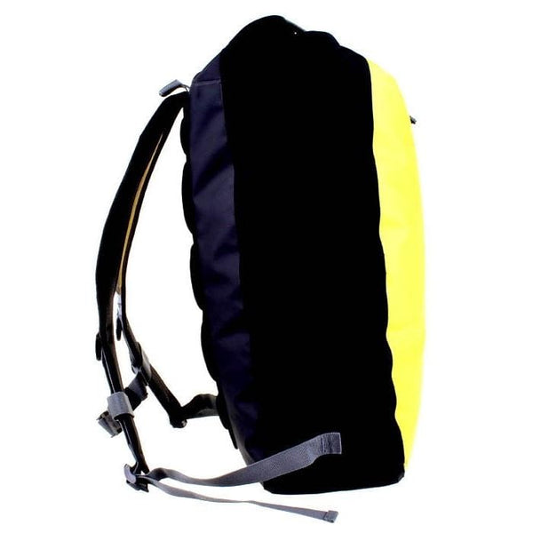 Overboard Classic Waterproof Backpack - 30 Litres, Yellow - Thermo Hero
