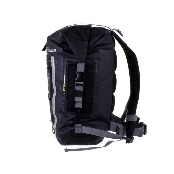 Overboard Pro-Sports Waterproof Backpack - 30 Litres, Black - Thermo Hero