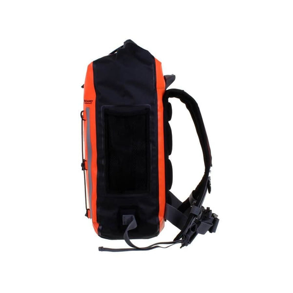 Overboard Pro-Vis Waterproof Backpack - 20 Litres, Orange - Thermo Hero