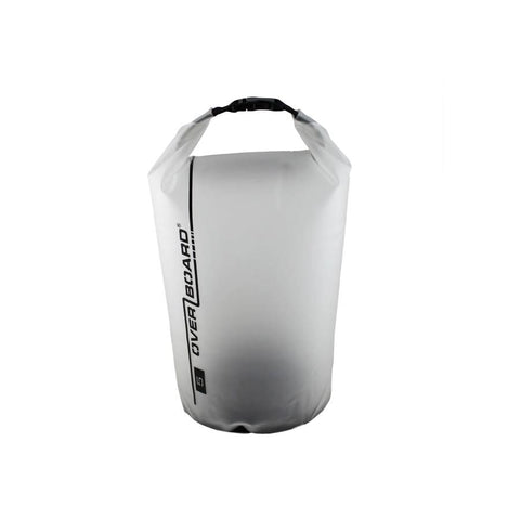 Overboard Pro-Light Dry Tube - 5 Litre, Clear - Thermo Hero
