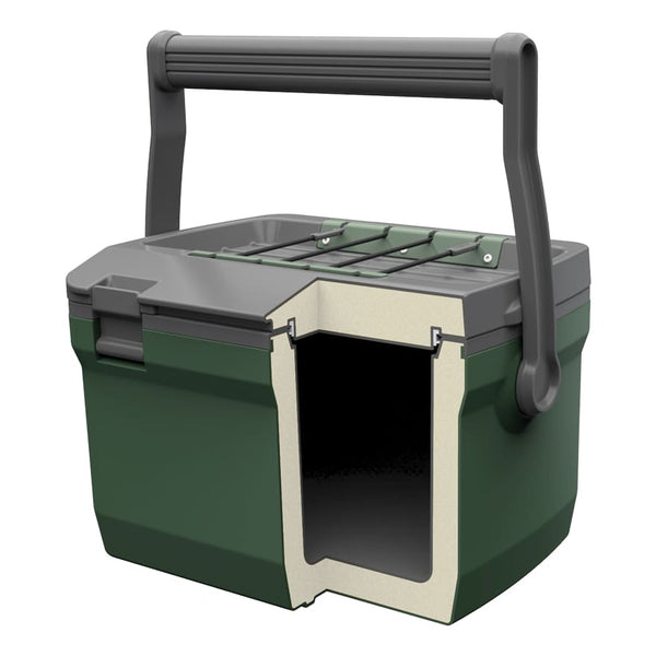 Stanley ADVENTURE Lunch Cooler - 6.6L, Green - Thermo Hero