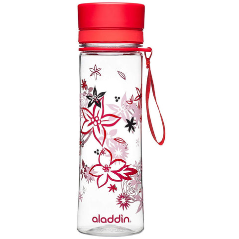 Aladdin Aveo Water Bottle 0.6L Red (Graphics) - Thermo Hero