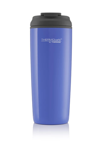 Thermos Coastal Flip Top Traveller Tumbler Ocean Blue 450ml - Thermo Hero