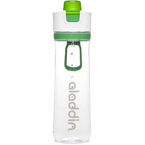 Aladdin Active Hydration Water Bottle 0.8L Green - Thermo Hero