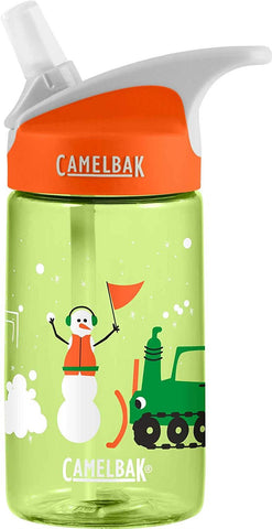 Camelbak eddy .4L Kids Snow Plow Holiday LE - Thermo Hero