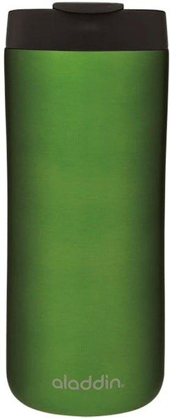 Aladdin Stainless Steel Vacuum Mug 0.35L Green - Thermo Hero