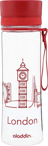 Aladdin Aveo Water Bottle City Series London 0.6L Red - Thermo Hero