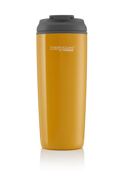 Thermos Coastal Flip Top Traveller Tumbler Island Sands 450ml - Thermo Hero
