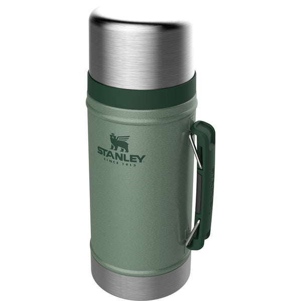 Stanley Classic Vacuum Food Jar .94L Hammertone Green - Thermo Hero