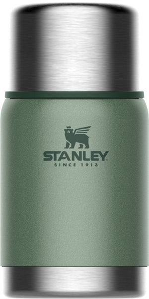 Stanley Adventure Vacuum Food Jar .70L Hammertone Green - Thermo Hero