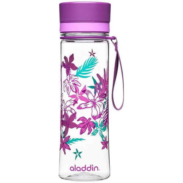 Aladdin Aveo Water Bottle 0.6L Purple (Graphics) - Thermo Hero