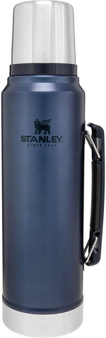 Stanley Classic Vacuum Bottle 1.0L Nightfall - Thermo Hero