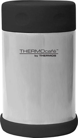 Thermos ThermoCafe Food Flask Stainless Steel 400ml - Thermo Hero