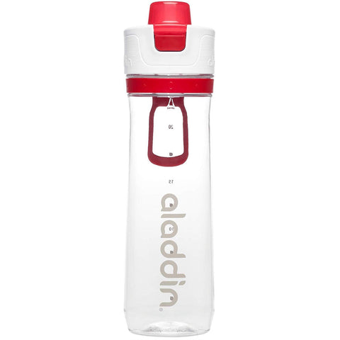 Aladdin Active Hydration Water Bottle 0.8L Red - Thermo Hero