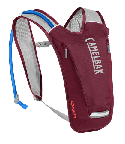 Camelbak Dart (1.5L Reservoir) Burgundy / Hot Coral - Thermo Hero