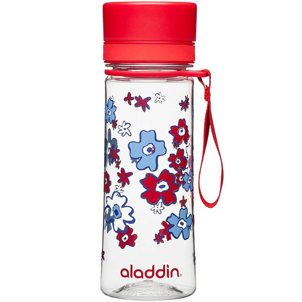 Aladdin Aveo Water Bottle 0.35L Red (Graphics) - Thermo Hero