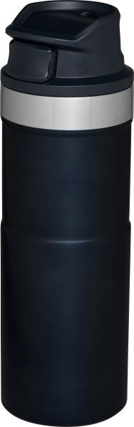 Stanley Classic Trigger-Action Travel Mug .47L Nightfall - Thermo Hero