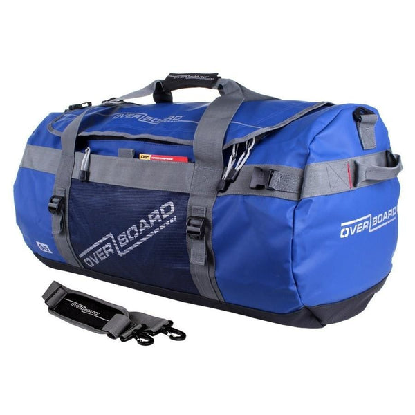 Overboard Adventure Duffel Bag - 90 Litres, Blue - Thermo Hero