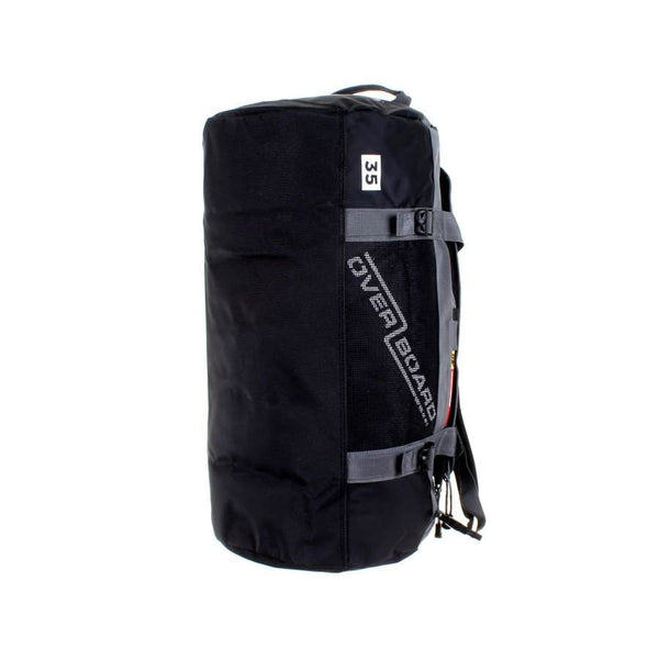 Overboard Adventure Duffel Bag - 35 Litre, Black - Thermo Hero