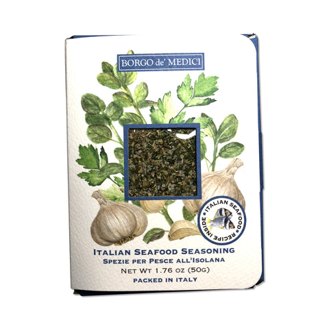 ITALIAN SEAFOOD SEASONING (Pesce all'Isolana) - 1.76oz / 50g