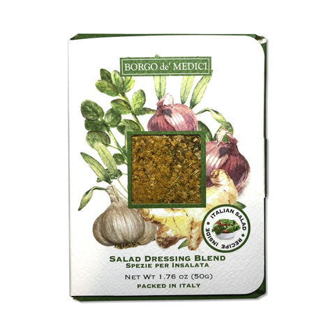 SALAD DRESSING BLEND OF SPICES (Spezie per Insalata) - 1.76oz / 50g