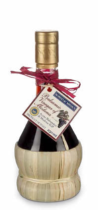 BALSAMIC VINEGAR OF MODENA - 8.4floz / 250ml