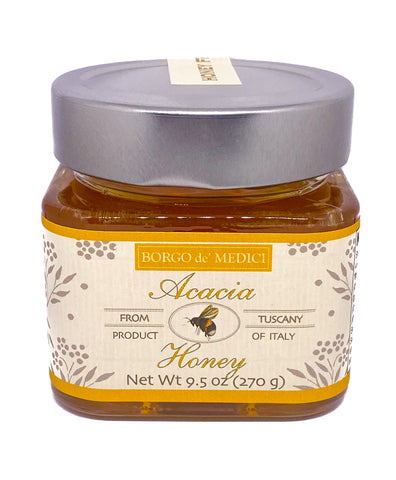 TUSCAN ACACIA HONEY - 9.5oz / 270g
