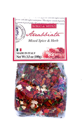 ARRABBIATA SPICY SEASONING BLEND - 3.5oz / 100g