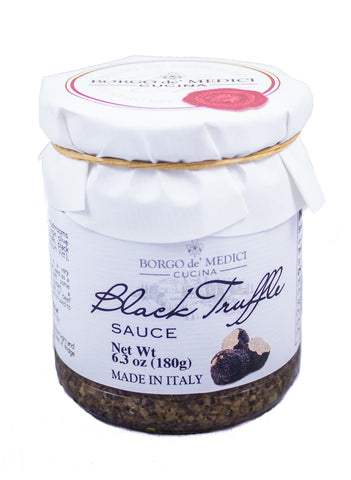 BLACK TRUFFLE SAUCE/SPREAD - 6.3oz / 180g