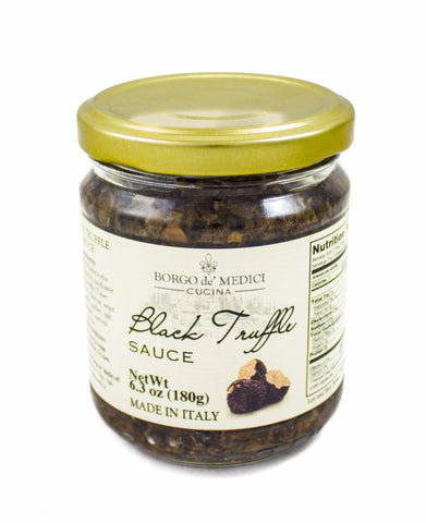 BLACK TRUFFLE SPREAD - 6.3oz / 180g - Product of Italy